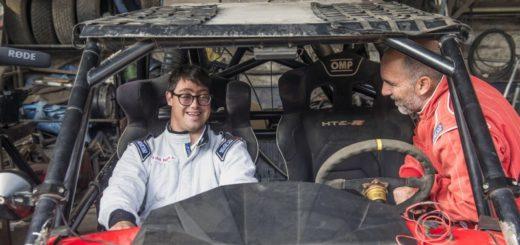 Por primera vez, el Dakar tendrá un copiloto con Síndrome de Down