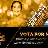 """Hockey: la """"Leona misionera"""", Lucina Von der Heyde recibió el premio como mejor juvenil del mundo"""