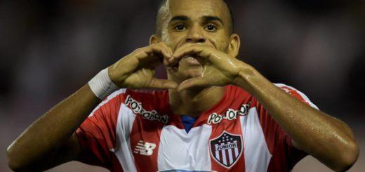El colombiano Luis Díaz es el apuntado por River para reemplazar al Pity Martínez