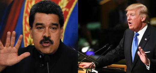 Venezuela: Maduro rompió relaciones con Estados Unidos