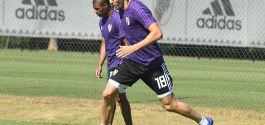 Superliga: Gallardo ya tiene a los once para enfrentar a Defensa y Justicia