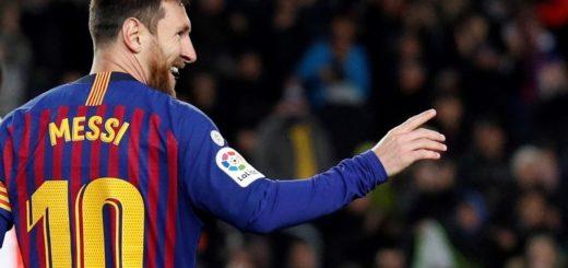 Lionel Messi y otro número histórico: alcanzó los 400 goles en la liga española