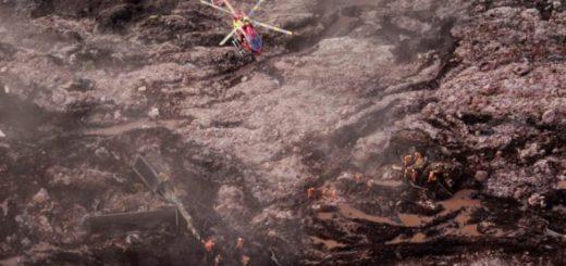 En Brasil evacuan dos comunidades ante la inminente rotura de otro dique
