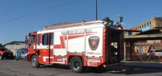 Explosión en el estadio de Deportivo Español: hay tres heridos de gravedad