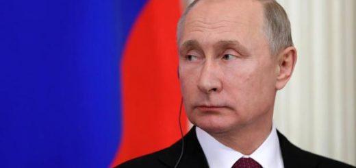 Vladimir Putin afirmó que se pondrá la vacuna Sputnik V