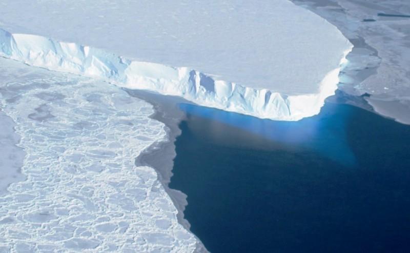 Un estudio de la NASA advierte que el glaciar más peligroso del mundo se está desintegrando
