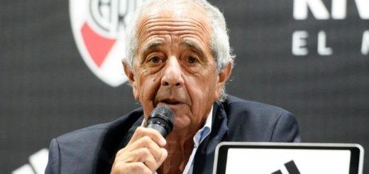 """""""Si el TAS le diera la Libertadores a Boca, nos reiríamos mil años"""", aseguró el presidente de River Rodolfo D'Onofrio"""