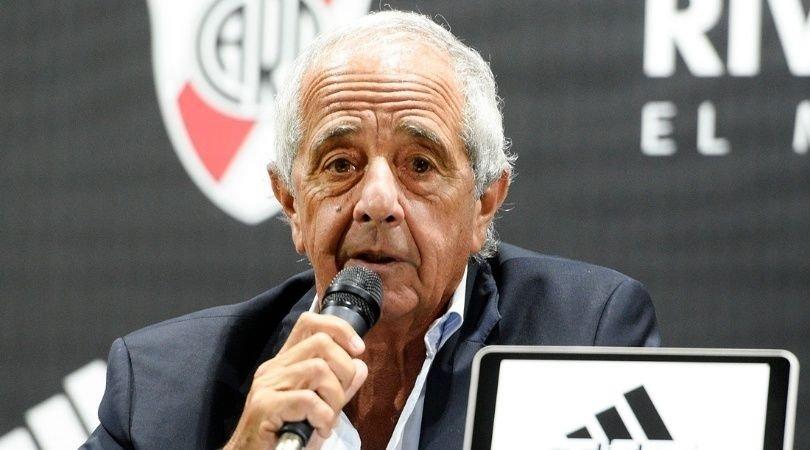 """«Si el TAS le diera la Libertadores a Boca, nos reiríamos mil años"""", aseguró el presidente de River Rodolfo D'Onofrio"""