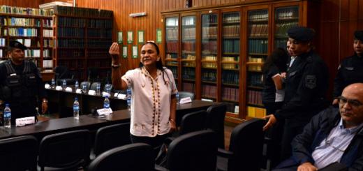 Milagro Sala fue condenada a 13 años de prisión por corrupción en la construcción de viviendas sociales