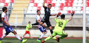 Sudamericano Sub20 : en Curicó, Argentina empató con Paraguay 1 a 1