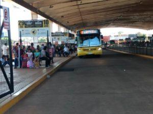 Este lunes podrían repetirse las protestas de los usuarios del transporte urbano de pasajeros de Posadas