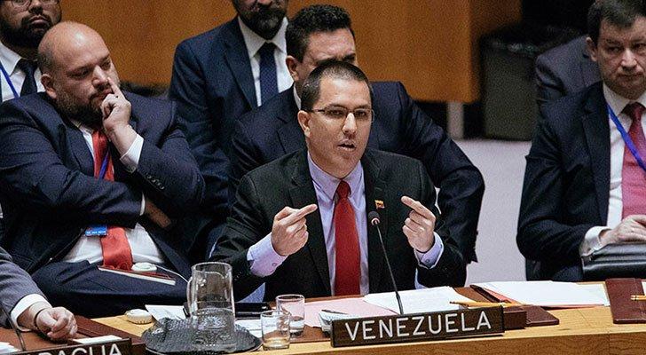 El enviado de Maduro a la ONU rechazó el ultimátum europeo