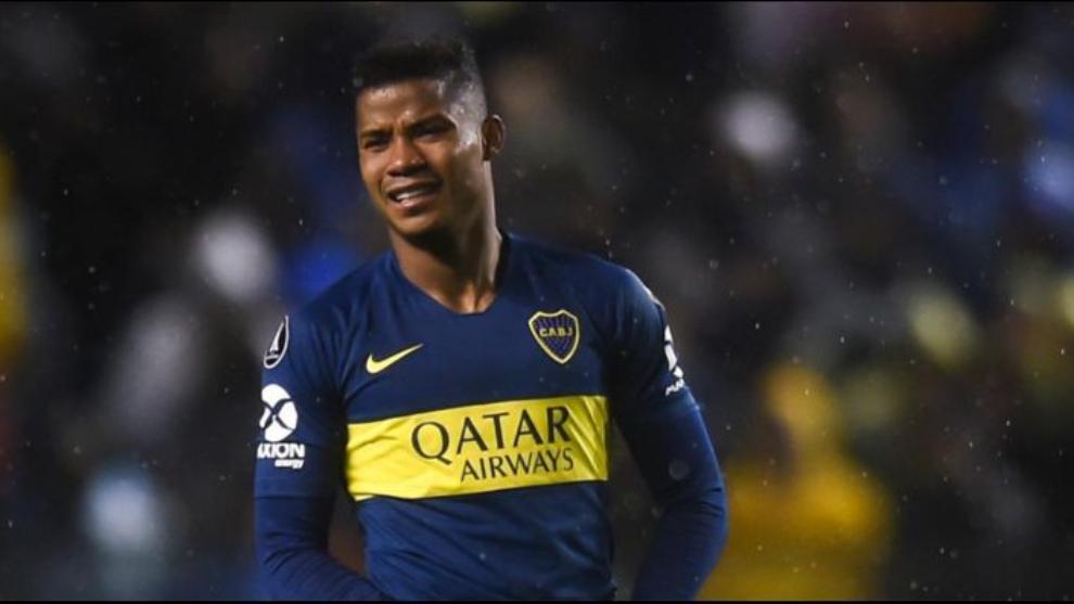 Wilmar Barrios se iría de Boca para jugar en el Zenit