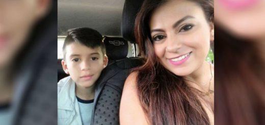 Escalofriante: Una mujer se tiró de un puente junto con su hijo de 10 años en Colombia