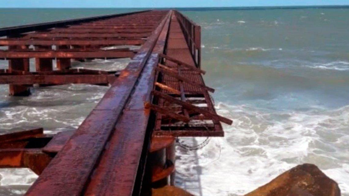Un niño de 6 años murió ahogado luego de caer desde un muelle cerrado al público en Mar del Plata