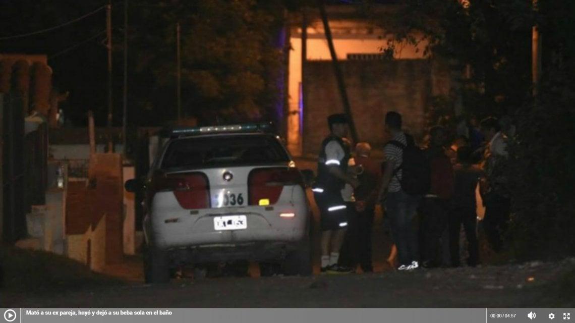 Femicidio en Córdoba: citó a su ex pareja en su casa y la apuñaló