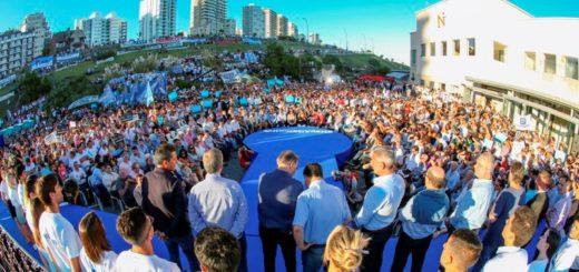 Presidenciales 2019: Alternativa Federal realizó un numeroso acto en Mar del Plata junto a gobernadores, emprendedores y científicos