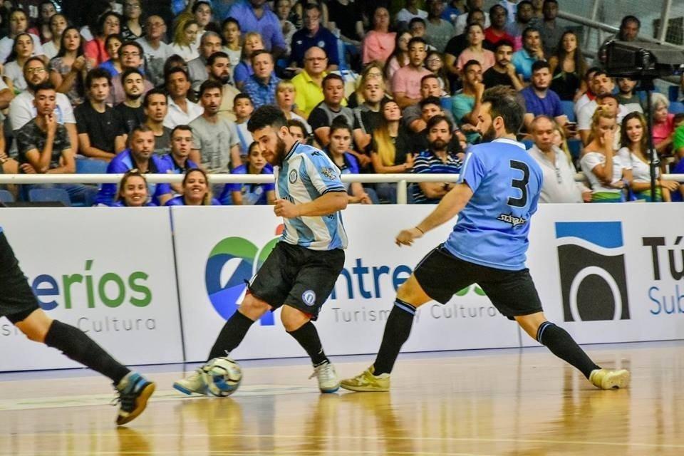El misionero Sandro Antiveros fue confirmado para jugar el Mundial de Futsal