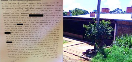 """Puerto Esperanza: dejó que violaran a sus hijos en """"fiestas negras"""" y para vengarse de su marido por la quita de la tenencia ayudó a un gendarme a que le usurpara la casa"""