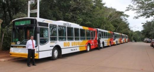 Iguazú: desde el lunes el pasaje en colectivo urbano costará 25 y 30 pesos