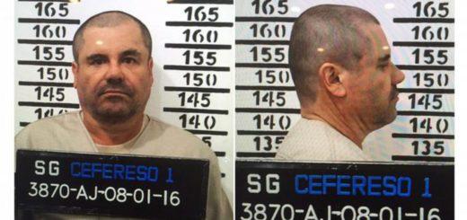 """Joaquín """"El Chapo"""" Guzmán fue condenado a cadena perpetua por el jurado de Nueva York"""