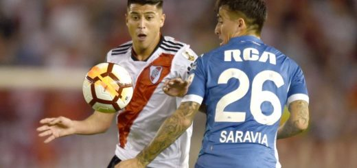 Superliga: Quintero y Donatti e/c le dan la ventaja a River sobre Racing