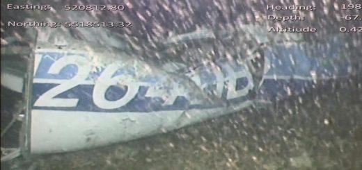 Gran operativo de rescate de la aeronave que cayó en el Canal de la Mancha y en la que viajaba Emiliano Sala