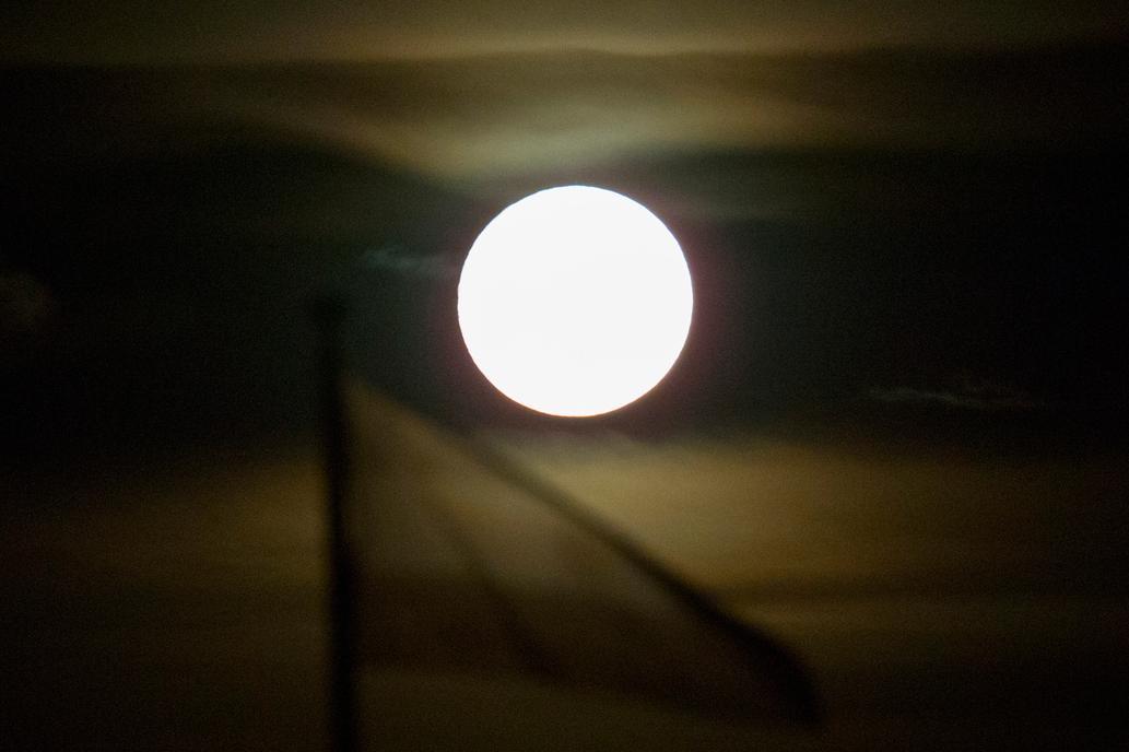 Superluna 2019: ¿en qué horario se verá en la Argentina?