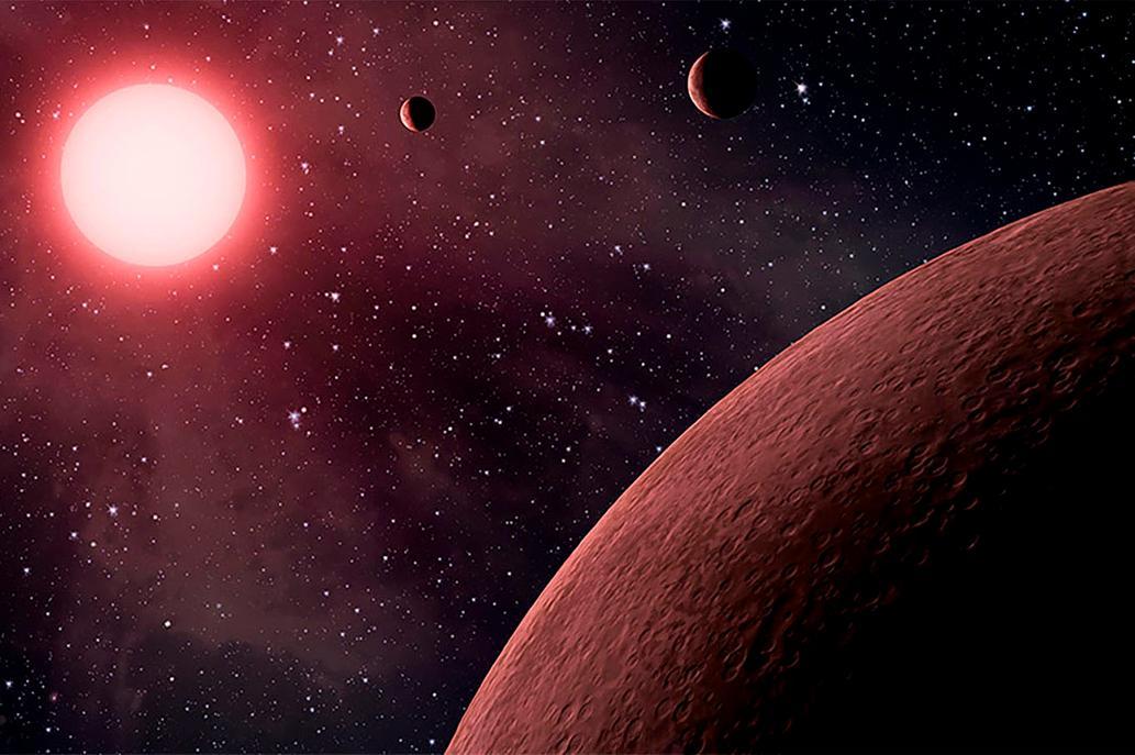 Un científico argentino descubrió un planeta cercano al sistema Solar