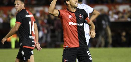 Superliga: Newell's goleó a San Martín de San Juan y logró su primer triunfo oficial del 2019