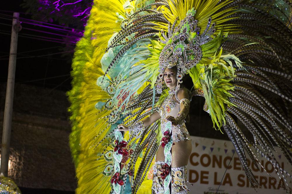 Si el tiempo acompaña hoy continúa la fiesta de los #CarnavalesMisioneros