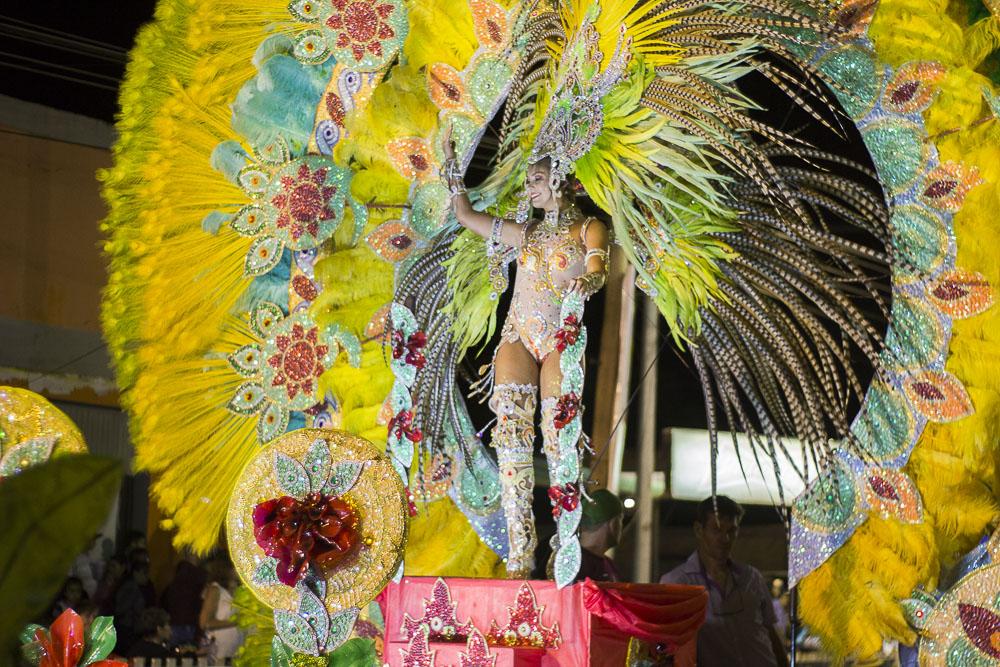 Gran comienzo de los Carnavales Misioneros 2019 en Apóstoles y Concepción de la Sierra