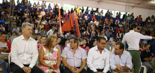 Ivonne Aquino valoró que la Universidad Nacional del Alto Uruguay ya cuenta con 700 inscriptos para el ciclo lectivo 2019