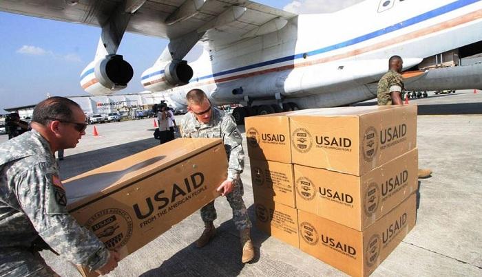 EEUU envía alimentos y medicinas a la frontera colombiana con Venezuela