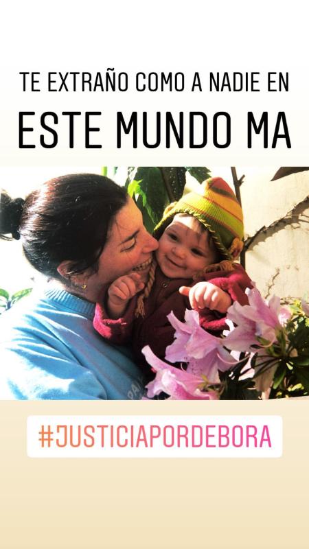 """""""Justicia por Débora"""": el pedido de la familia de la periodista a un año de su muerte"""