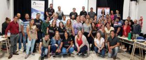 Comenzaron las capacitaciones técnicas y pedagógicas para los facilitadores de la Escuela de Robótica de la Provincia