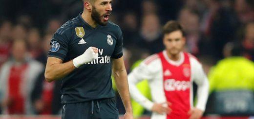 Champions League: en un partido con polémica, Real Madrid le ganó al Ajax en Holanda