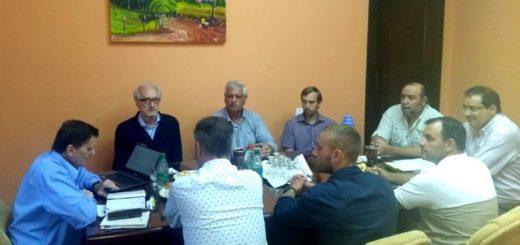 Safrán y Garay se reúnen con Amayadap, Apicofom y directivos de la CEM por la crisis de las Pymes