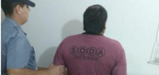 Posadas: fue filmado robando en el hipermercado y terminó detenido