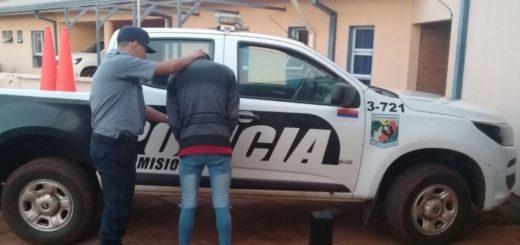 Campo Grande: joven detenido esta mañana por robo calificado está involucrado en un segundo ilícito