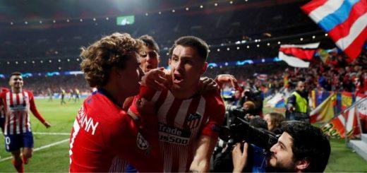 Champions League: el Atlético de Simeonele ganó 2-0 a la Juventus de Dybala y Cristiano