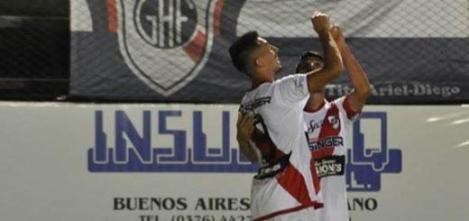 Regional Amateur: Guaraní goleó a Nacional de Puerto Piray y se consolida como líder del grupo