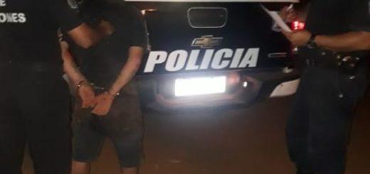 Posadas: intentó robar en una vivienda y fue detenido