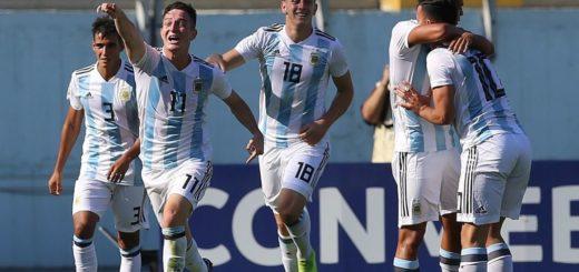 Sudamericano Sub 20: Argentina venció 2-1 a Uruguay y se clasificó al Mundial de Polonia