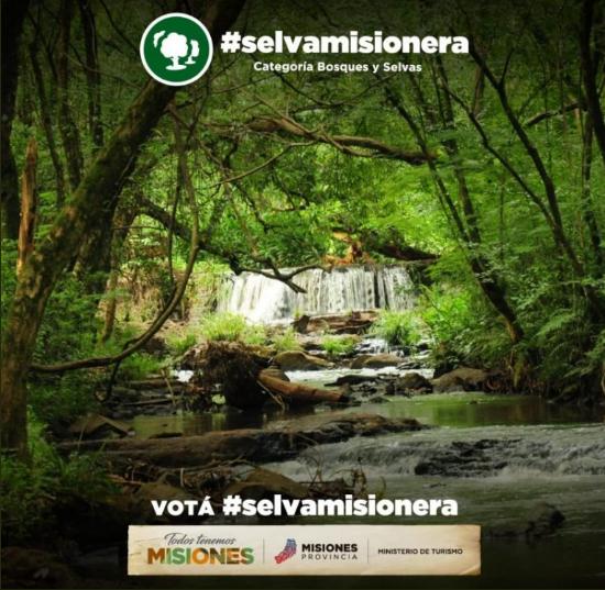 En la recta final para convertirse en una Maravilla Natural Argentina, tres categorías se destacan en los votos