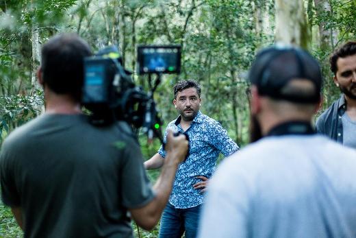 Film en Aristóbulo del Valle: con gran cantidad de actores misioneros transcurrió la primera semana de rodaje