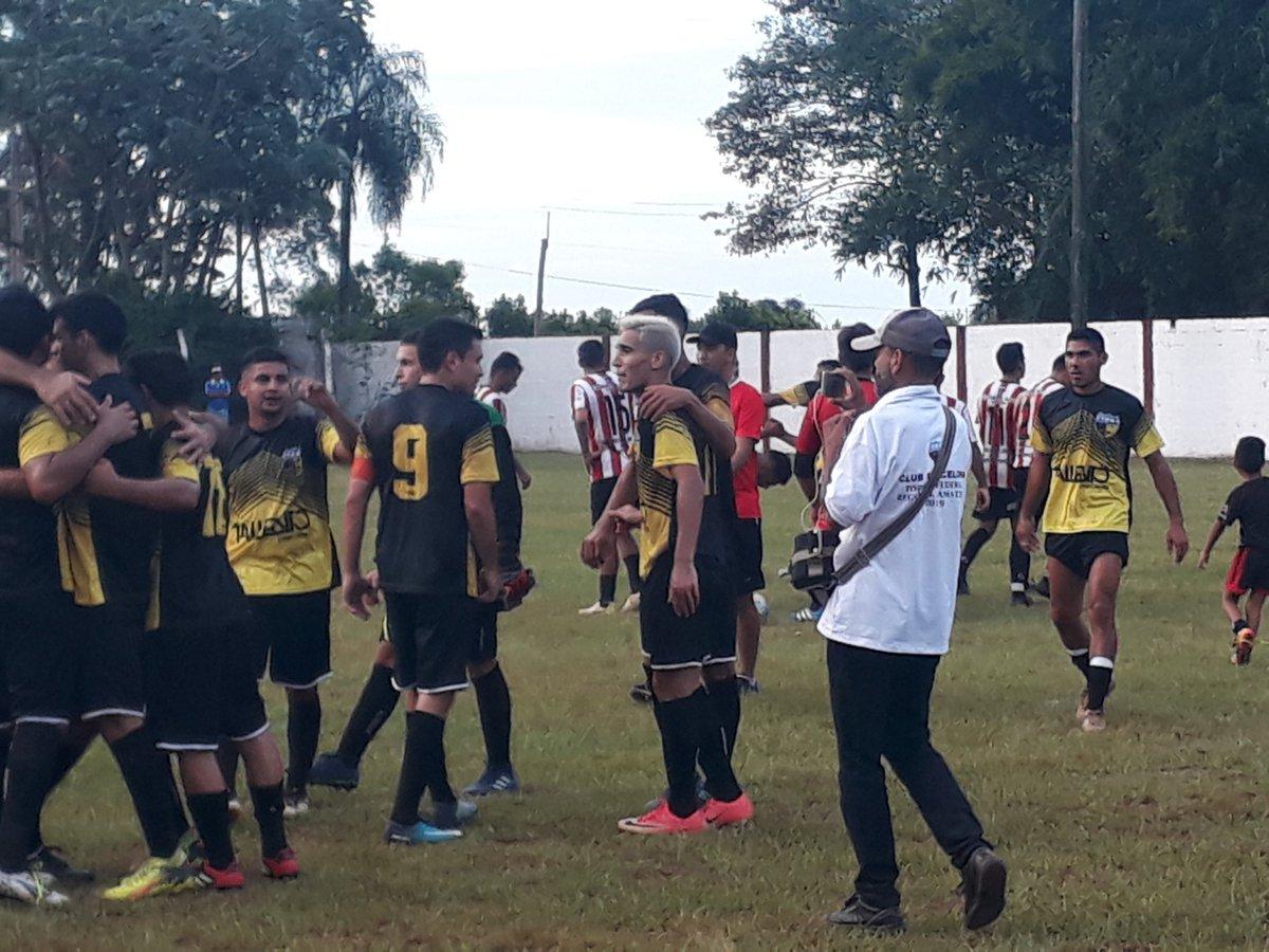 Regional Amateur: Sporting no pudo quebrar a Barcelona de Santo Tomé e igualó como local 0 a 0