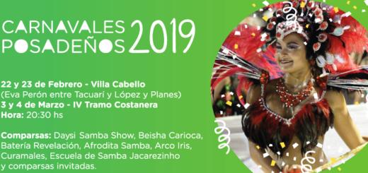 El brillo y toda la alegría de los carnavales posadeños vuelven al popular barrio de Villa Cabello después de 20 años
