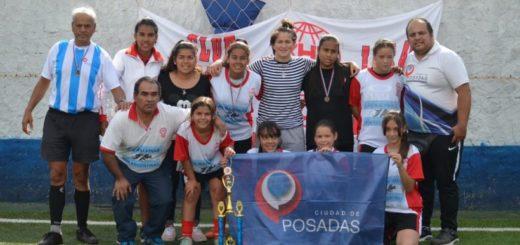 Jugadoras de la Escuela Municipal de Fútbol Femenino participarán de pruebas para la Selección Argentina