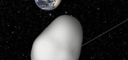 La teoría sobre el impacto de un asteroide contra la Tierra